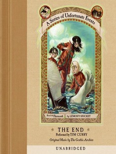 A series of unfortunate events book ending